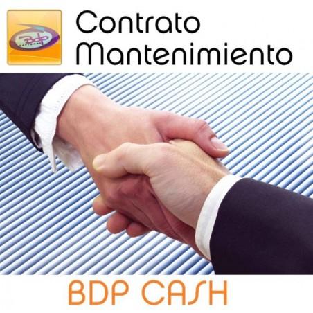 Mantenimiento anual BDP CASH