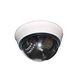 W Camara IP DOME WIRED+LED...
