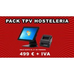 Oferta pack Tpv hostelería